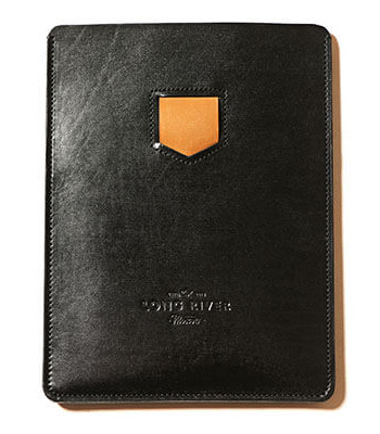 iPad cover  black - ico